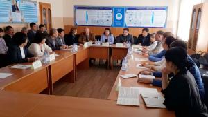19 мая 2017 года на базе Восточного техническо-гуманитарного колледжа состоялся круглый стол