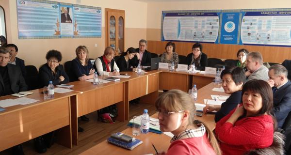 15.02.2017 прошло рабочее совещание по работе ресурсных центров