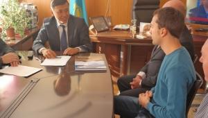 Встреча с представителями KAZ Minerals